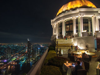 Sky Bar, Bangkok © chee.hong