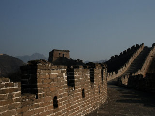 Water Great Wall At Huanghuacheng © Niklaus Berger
