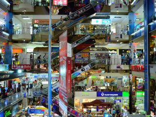 Pantip Plaza IT Mall © Pietro Motta