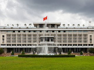 Reunification Palace (Hoi Truong Thong Nhat) © Diego Delso