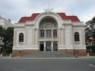 Saigon Opera House (Ho Chi Minh Municipal Theater)