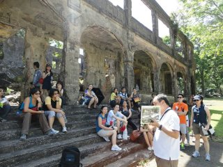 Old Manila Walks -Day Tours © Old Manila Walks