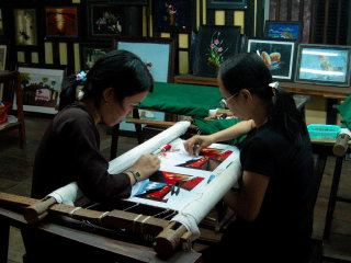 Hoi An Handicraft Workshop © Tony To