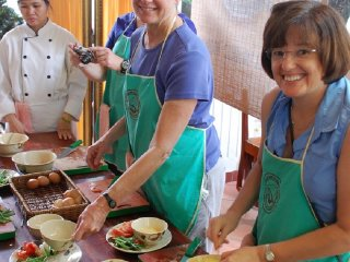 Mai Home - The Saigon Culinary Art Center © Katie