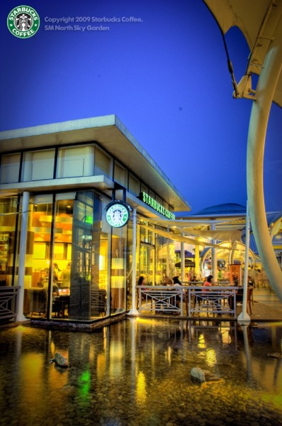 Starbucks: World Famous Coffee Shop