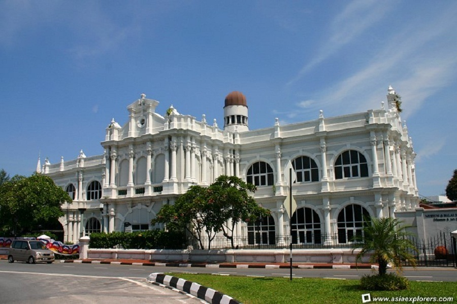 Penang State Museum And Art Gallery In Penang Attraction In Penang Malaysia Justgola