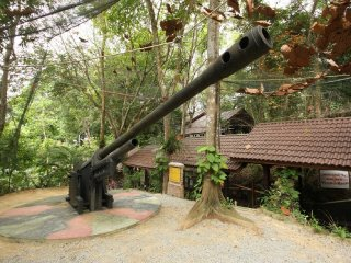 Penang War Museum © My Hang