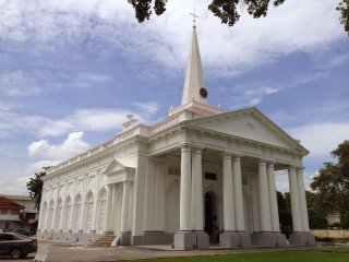 St.George's Church Penang © Making a Difference