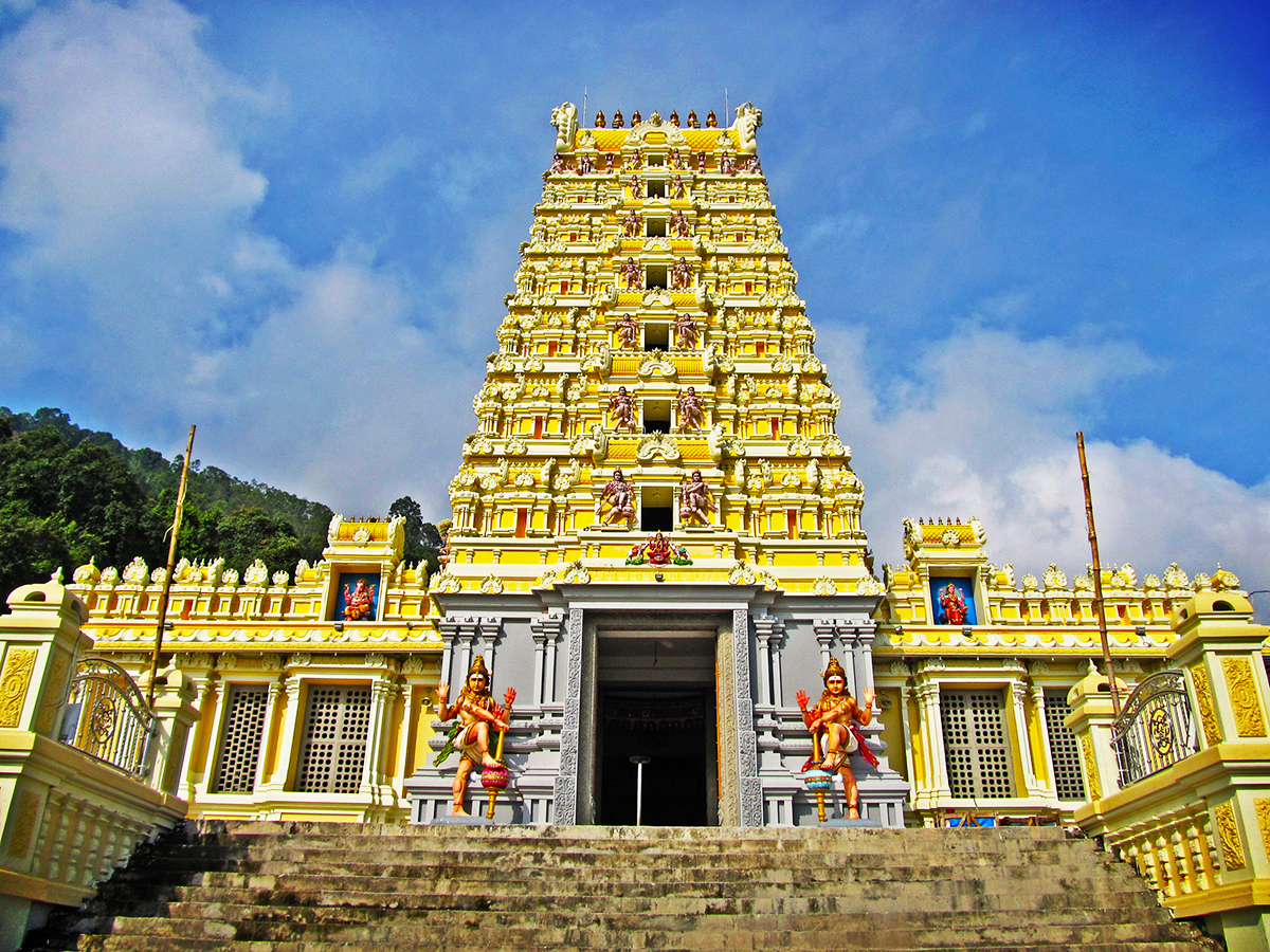 an analysis of the mandir complex in the hindu beliefs Hinduism believes that the universe is created, destroyed, and recreated in an   the intricately complex symbolism which are 'open to interpretation at several.