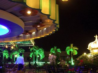 Rex Hotel Rooftop Bar