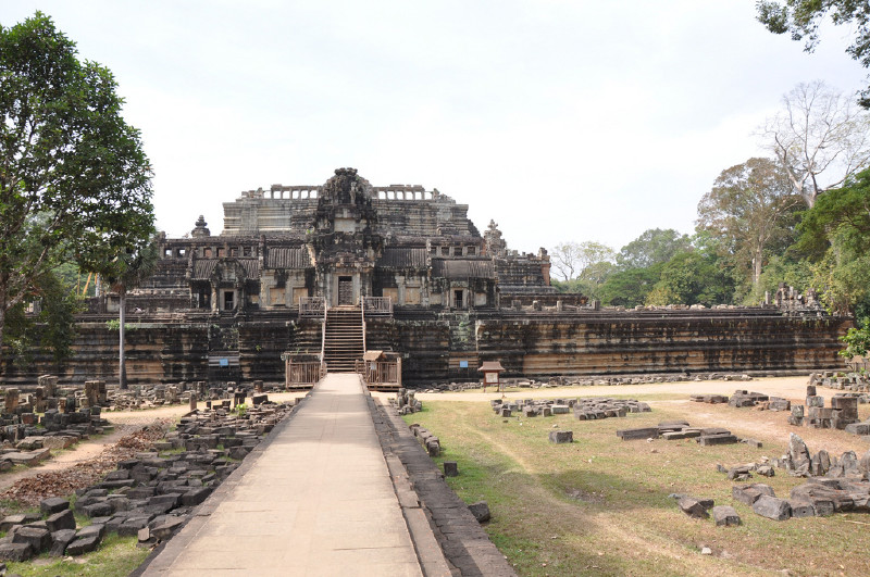 ... Temple in Siem Reap - Attraction in Siem Reap, Cambodia - Justgola