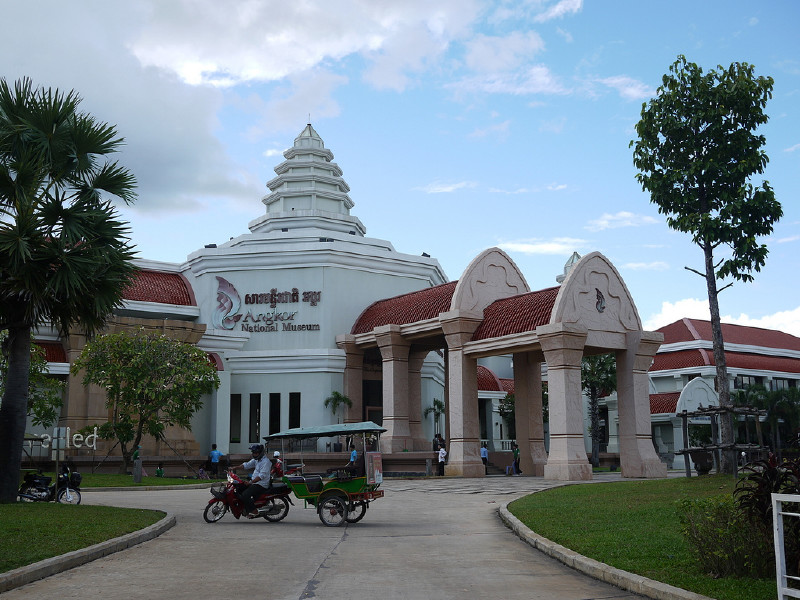 Angkor National Museum in Siem Reap - Attraction in Siem ...