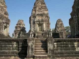 For a very first time to Siem Reap © Jasoneppink
