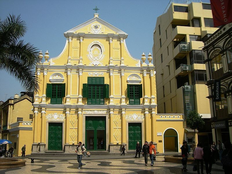 St. Domingo's Church