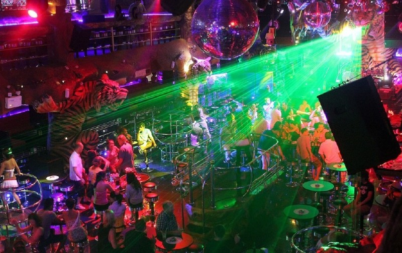 Club Tiger Patong