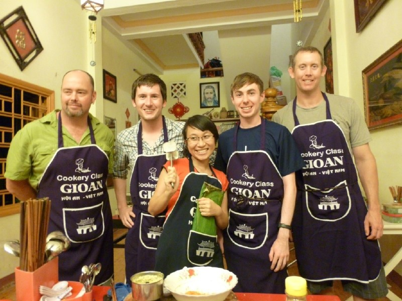 Gioan Cooking Class