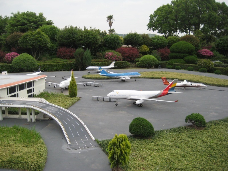 Miniature Theme Park Soingook In Jeju Attraction In Jeju South