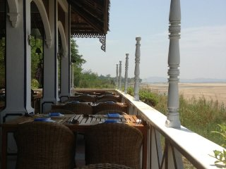 The Beach Bagan Restaurant and Bar