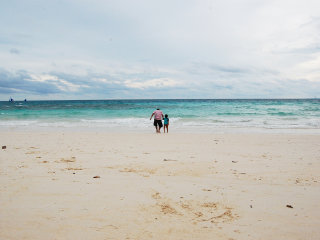 Diniwid Beach © kitakitts