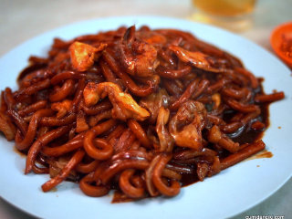 Jln. Pudu Charcoal Fried Hokkien Mee