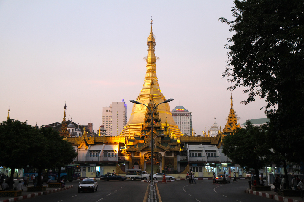 yangon wikitravel autos post