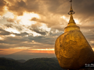Golden Rock (Kyaikto)