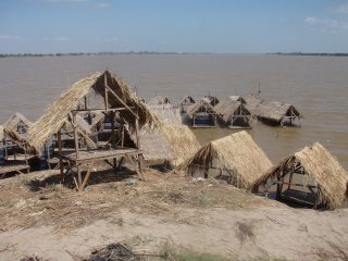 Phnom Penh - Killing Field & Mekong Villages in 1 Day