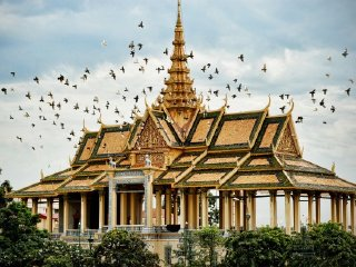 My itinerary for 1 day in Phnom Penh ©