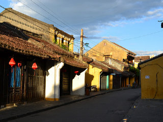 Hoi An Market in the early morning
