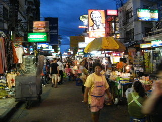 Khao San Road © en.wikipedia