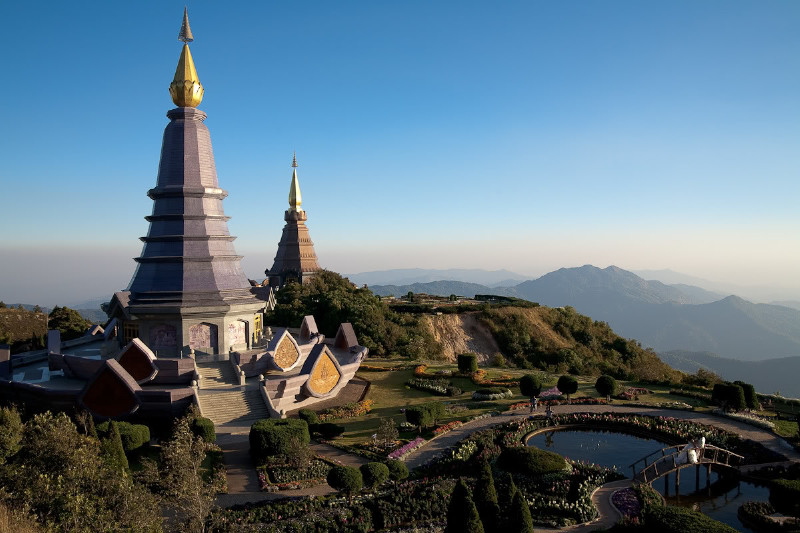 attractions in chiang mai  thailand