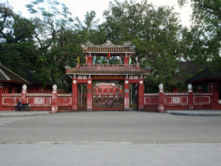 Quoc Hoc Hue - Century Old High School