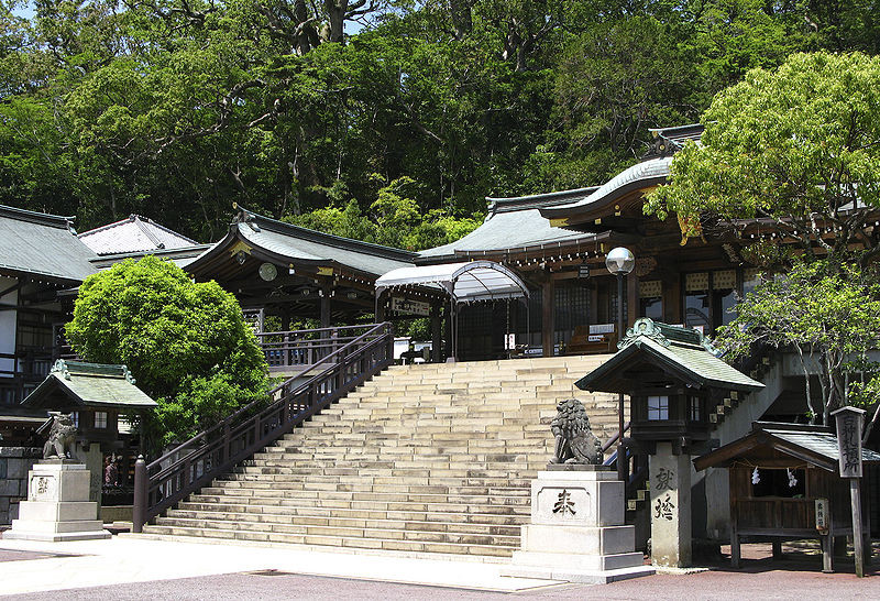 Nagasaki Shrine