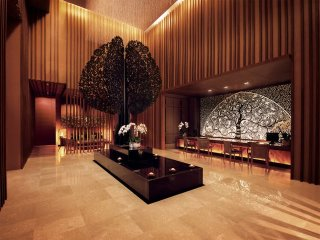 Banyan Tree Spa Marina Bay Sands © BanyanTreeSpa
