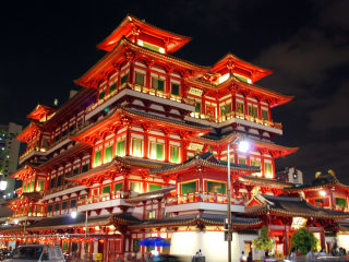 Buddha Tooth Relic Temple and Museum © Ryan Custodio
