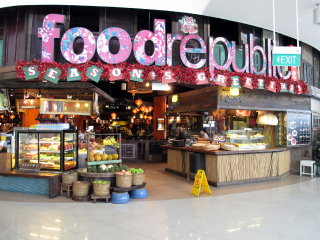 Food Republic @ Wisma Atria