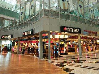 Changi Airport Shops