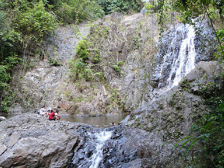 Huay Toh Waterfall © Lisa Carroll