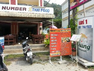 No 1 Thai Food Restaurant