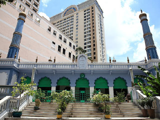 Saigon Central Mosque