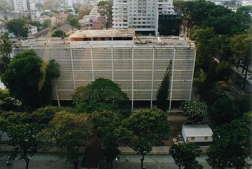 Former U.S. Embassy in Ho Chi Minh - Attraction in Ho Chi Minh, Vietnam - Justgola