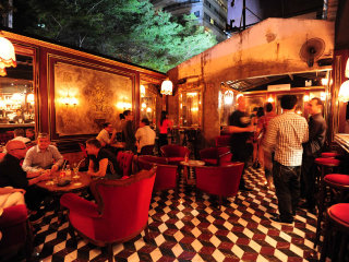 Q Bar Bangkok © bangkok.travel