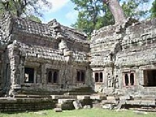 Ta Prohm Temple © http://en.wikipedia.org/