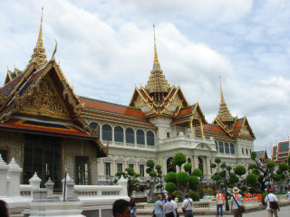 Shopping and Sightseeing 3 Days in Bangkok © Deepak Kumaran