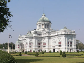 The Ananda Samakhom Throne Hall © Sébastien Bertrand