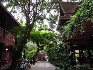 Jim Thompson House © David McKelvey