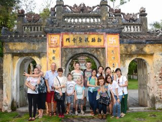 Hoi An Food Tour by Motorbike © Hoianfoodtour
