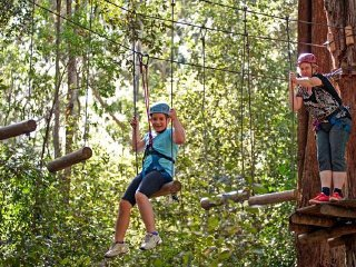 Fun Park Treetop Experience © weekendnotes