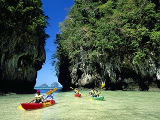 Hong Island by Speed Boat or Longtail Boat Join Tour