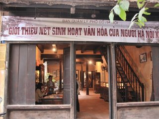 Hanoi Ancient House